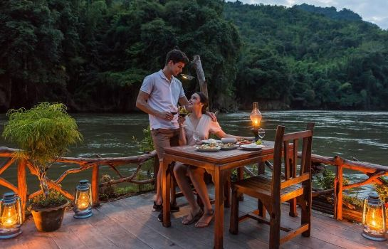 Restaurant River Kwai Jungle Rafts