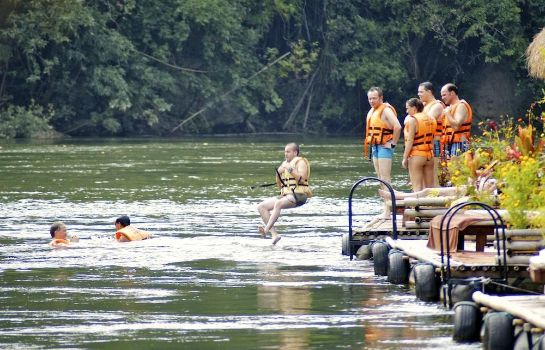 Sporteinrichtungen River Kwai Jungle Rafts