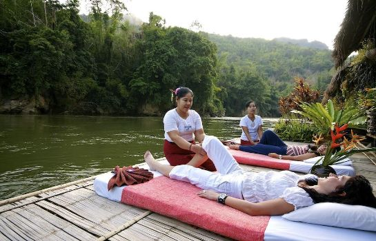 Massageraum River Kwai Jungle Rafts