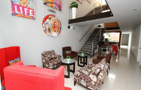 Hotelhalle 3B Barranco´s – Chic & Basic - Bed & Breakfast