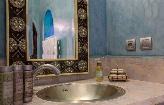 Bathroom Riad Shemsi