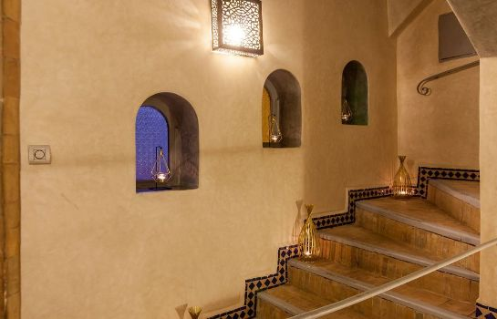 Interior view Riad Shemsi