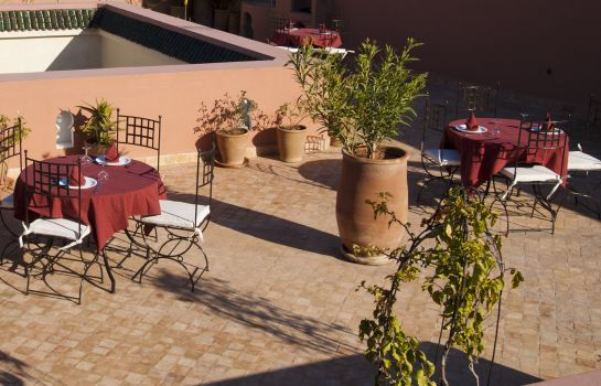 Terrace Riad Dar Foundouk & Spa