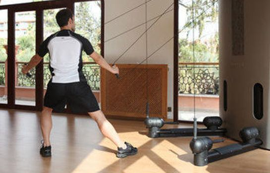 Installations sportives Es Saadi Marrakech Resort - Hotel