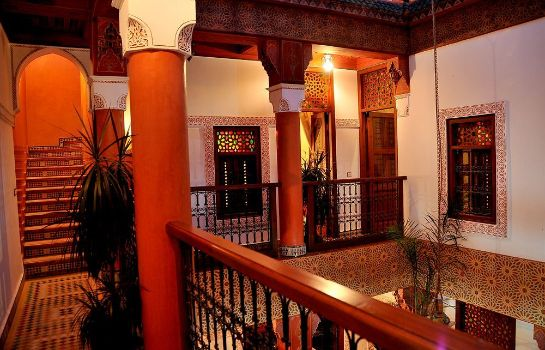 Interior view Riad Lila