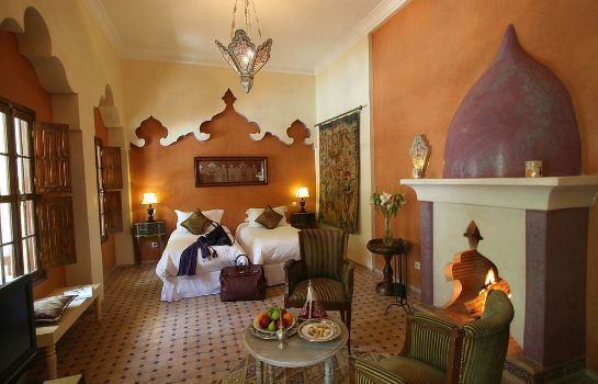 Information Demeures d'orient Riad Deluxe & Spa