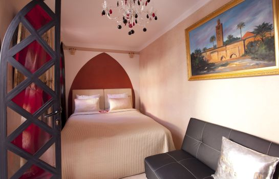 Double room (superior) Riad Le Rubis