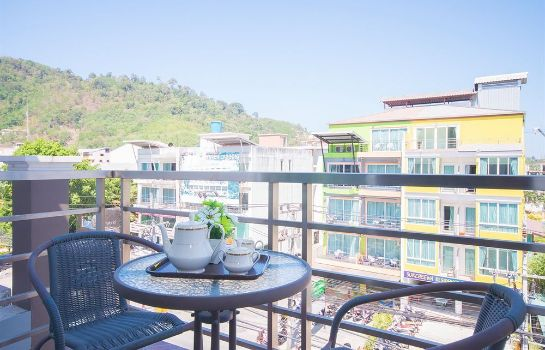 Terrasse Grande Elegance Serviced Apartment