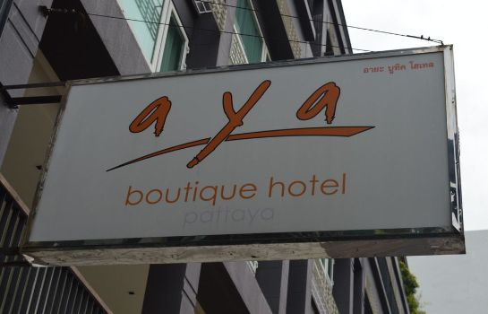 Bild Aya Boutique Hotel Pattaya