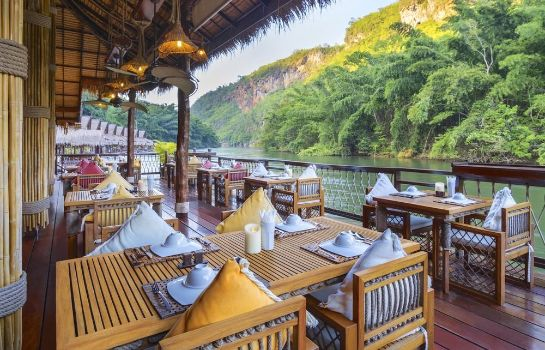 Restauracja The FloatHouse River Kwai