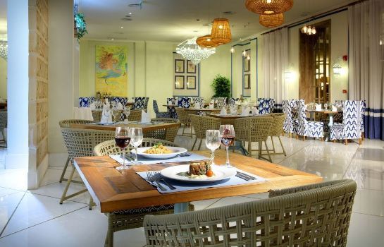 Restauracja Grand Palladium Imbassai Resort and Spa - All Inclusive