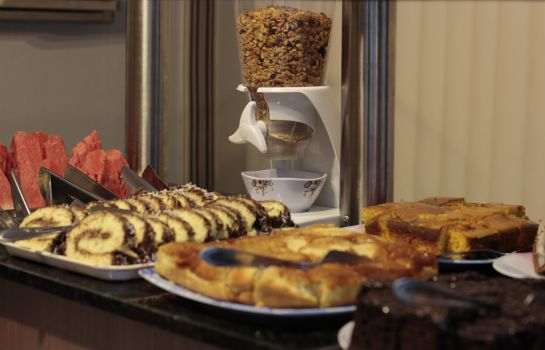 Breakfast buffet Flor Foz do Iguacu