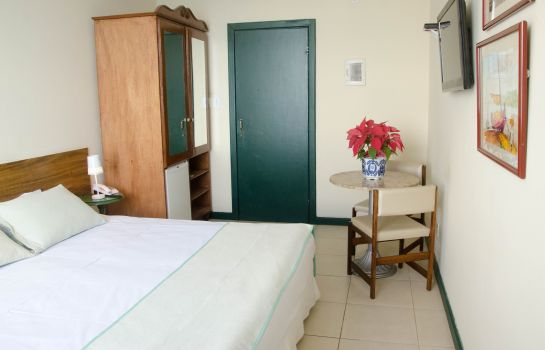 Double room (standard) Colonial Chile Pousada