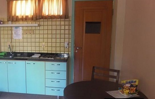 Kitchen in room Flat Residencial La Perla
