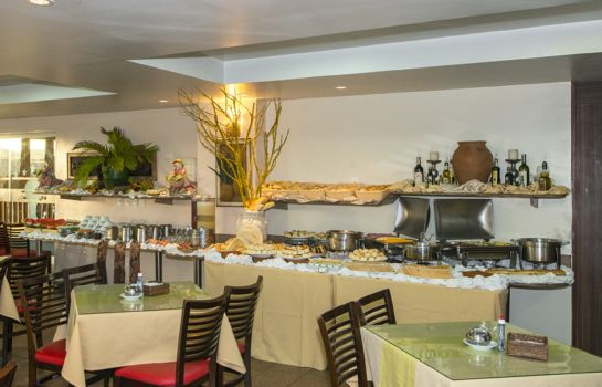 Restaurante Bello Mare Comfort Hotel & Convention