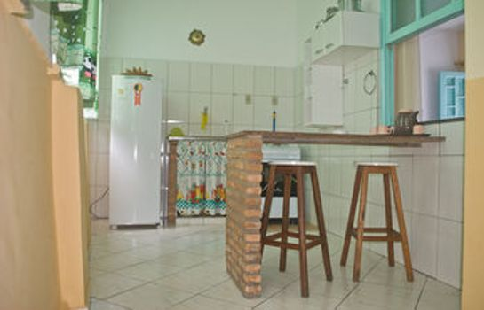 Kitchen in room Tamboleiro Hospedaria