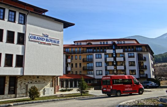 Außenansicht Grand Royale Apartment Complex & Spa