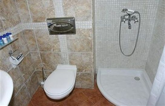Bathroom Trinity Sea Residence Nessebar