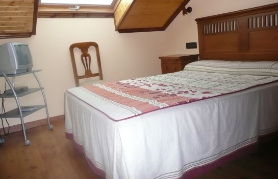 Double room (superior) Hostal Alda Casco Antiguo