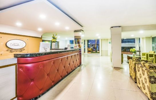 Reception Hotel Prado 72