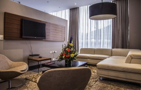 Room DoubleTree by Hilton Bogota - Parque 93