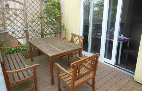 Terrasse BonnaNotte Bed & Breakfast