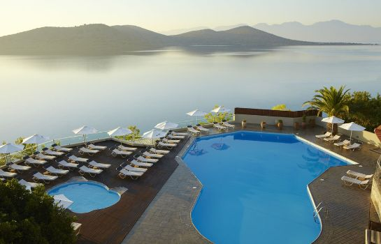 Vista exterior Elounda Blu Hotel - Adults Only