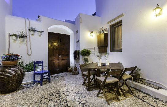 Terrazza Lindos Boutique Rooms - Adults Only