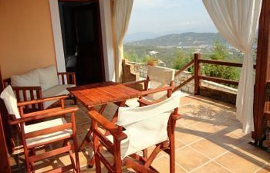 Terrasse Skiathos Garden Cottages