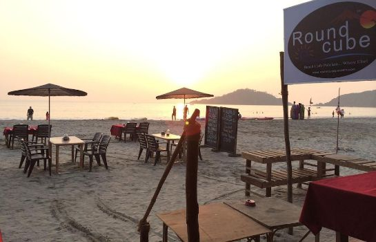 Restaurant Roundcube Patnem Beach