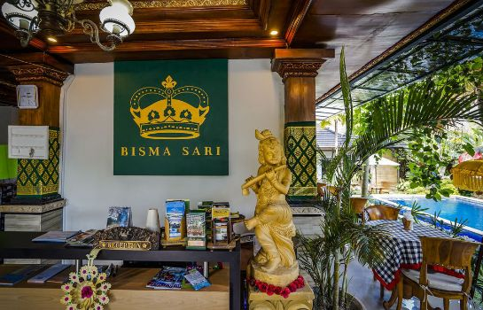 Hall Bisma Sari Resort Ubud