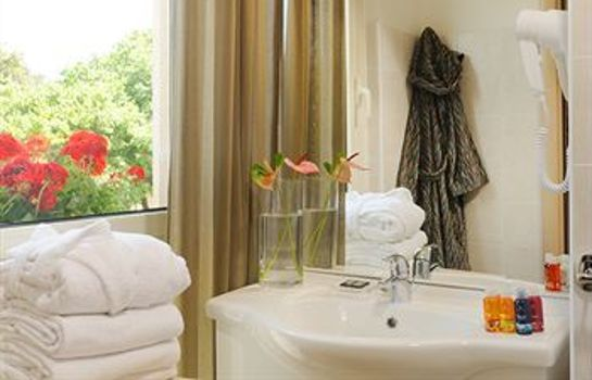 Bagno in camera Holiday Fever B&B