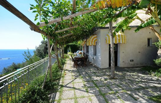 Terrasse Villa Santa Maria - Luxury Country House