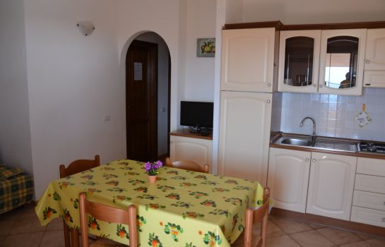 Double room (standard) Costa del Turchese Residence