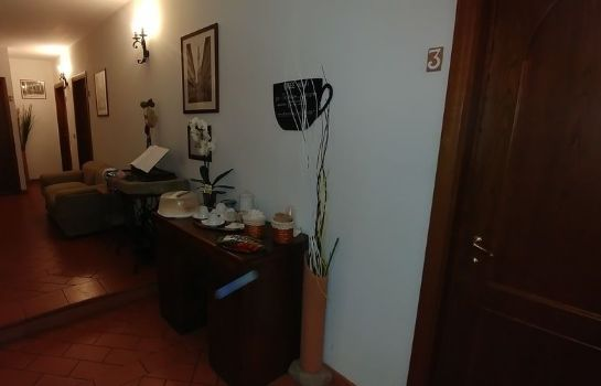 Hotelhalle Antica Posta Bed & Breakfast - Florence