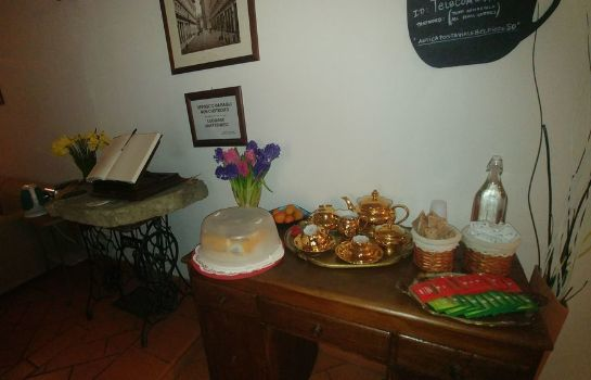 Restaurant Antica Posta Bed & Breakfast - Florence