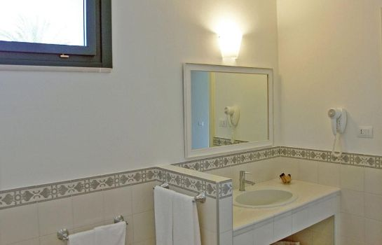 Bagno in camera Borgo Valle Rita - Country Resort