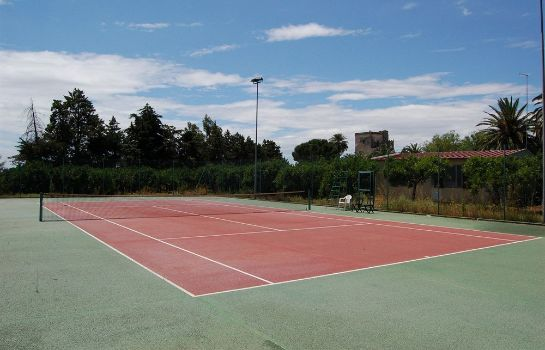 Tennisplatz Borgo Valle Rita - Country Resort