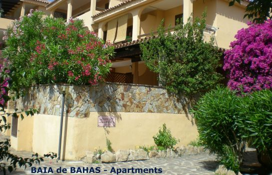 Außenansicht BAIA de BAHAS Apartments &  Resort
