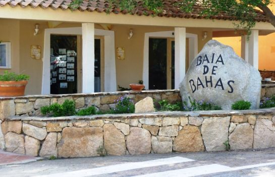 Empfang BAIA de BAHAS Apartments &  Resort