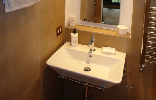 Bagno in camera Mellini 39 B&B and Apartments
