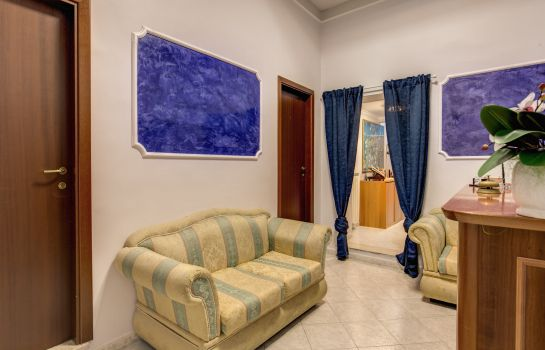 Interior view Salandra Rome Suite