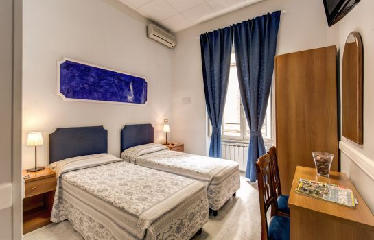 Single room (standard) Salandra Rome Suite