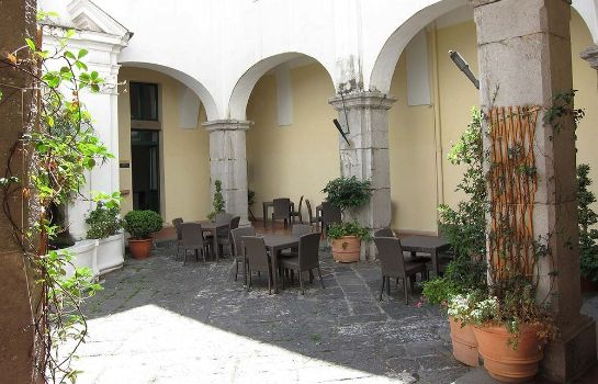 Terrasse Ostello Ave Gratia Plena - Hostel