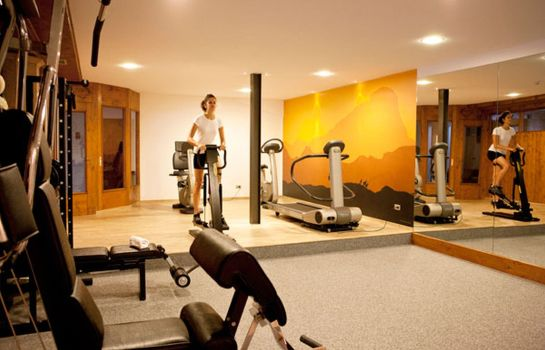 Sports facilities Parkhotel Ladinia
