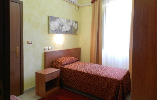 Chambre individuelle (standard) Hotel Air Palace Lingotto