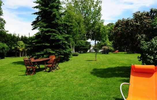 Garten Il Carrettino Country Hotel