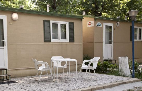 Doppelzimmer Standard Camping Village Jolly Mobile Homes