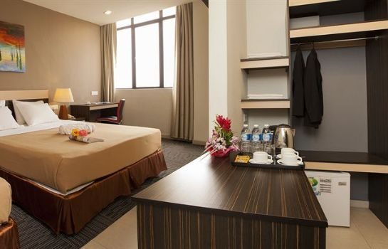 Chambre individuelle (confort) Leo Express Hotel