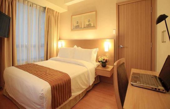 Camera singola (Standard) One Pacific Place Serviced Residences